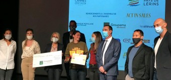 """ACT IN SALES"" 2EME PRIX AU CONCOURS"